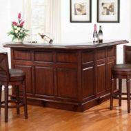 سفارش ساخت میز بار مدرن چوبی