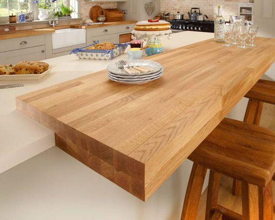 فروش میز بار و کانتر چوبی (11)