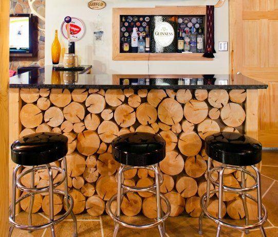 فروش میز بار و کانتر چوبی (14)