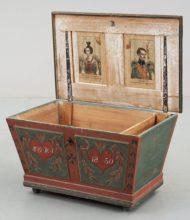 مدل صندوق چوبی