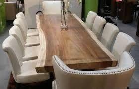 میز ناهار خوری با چوب و طبیعی