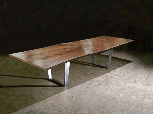 میز ناهار خوری مدل درختی تمام چوب طبیعی (1)