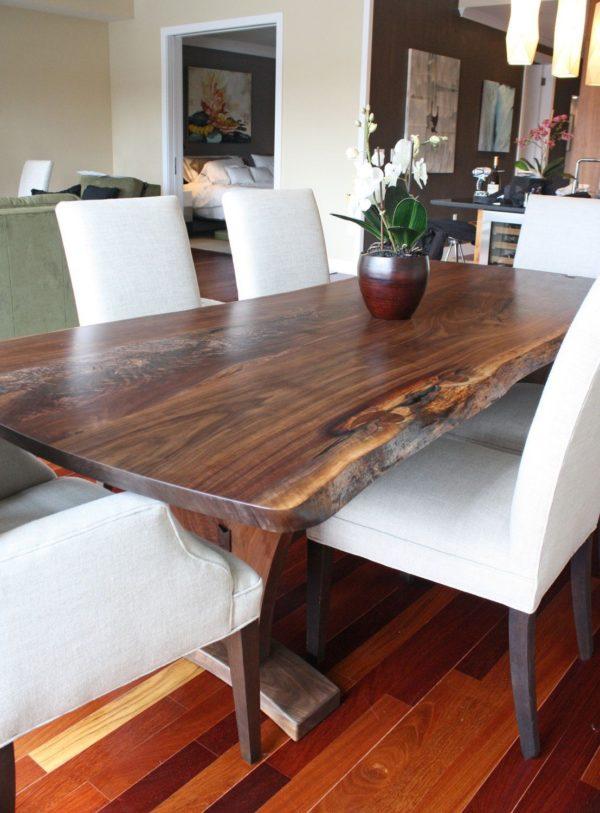 میز ناهار خوری مدل درختی تمام چوب طبیعی (4)
