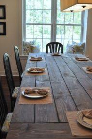 میز ناهار خوری چوبی 8 ,10,12 نفره و بیشتر کلاسیک مدرن و روستیک