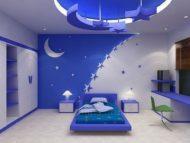 اتاق خواب های دخترانه و پسرانه با رنگ های شاد