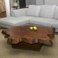 برترین مدل های میز مقابل مبل چوبی
