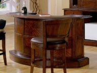 تولید میز بار کلاسیک با چوب