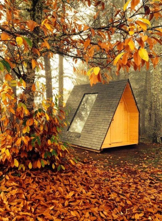 ساخت خانه های سه گوش چوبی , کلبه چوبی ,شله