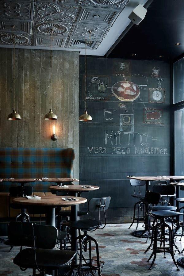 اجرای دکوراسیون چوبی در کافه و رستوران