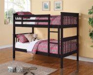 انواع طرح ها و مدل های زیبا و شیک تخت دو طبقه چوبی