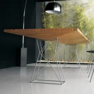 انواع مدل های جدید میز کار چوبی