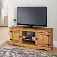 انواع  میز TV لوکس چوبی
