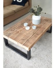 بهترین مدل های میز پذیرایی چوبی