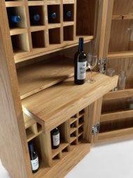 تصاویری از مدل های جدید میزبار و کانتر چوبی
