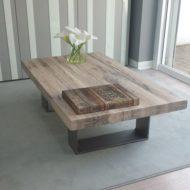 جدیدترین مدل های میز چوبی پذیرایی