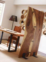 جدید ترین مدل های میز کار چوبی و میز تحریر مدرن