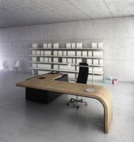 جدید ترین مدل های میز کار چوبی