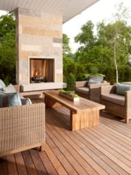 خرید جدید ترین مدل های میز های پذیرایی مقابل مبل چوبی