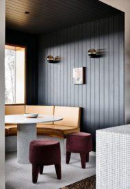 طراحی دکوراسیون برای کافه و رستوران
