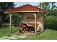 طراحی و ساخت سایبان برای ویلا و حیاط منزل