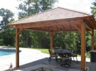 طراحی و ساخت سایبان و آلاچیق برای حیاط و ویلا