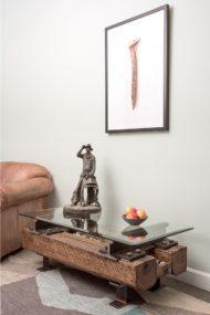 عکس های مدل میز جلو مبلی چوبی شیک و جدید