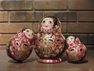 فروش انواع عروسک های ماتروشکا