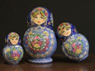 فروش عروسک ماتروشکا در تهران