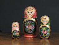 فروش عروسک های ماتروسکا در تهران