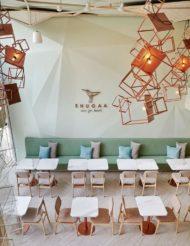 انواع دکوراسیون کافه و رستوران
