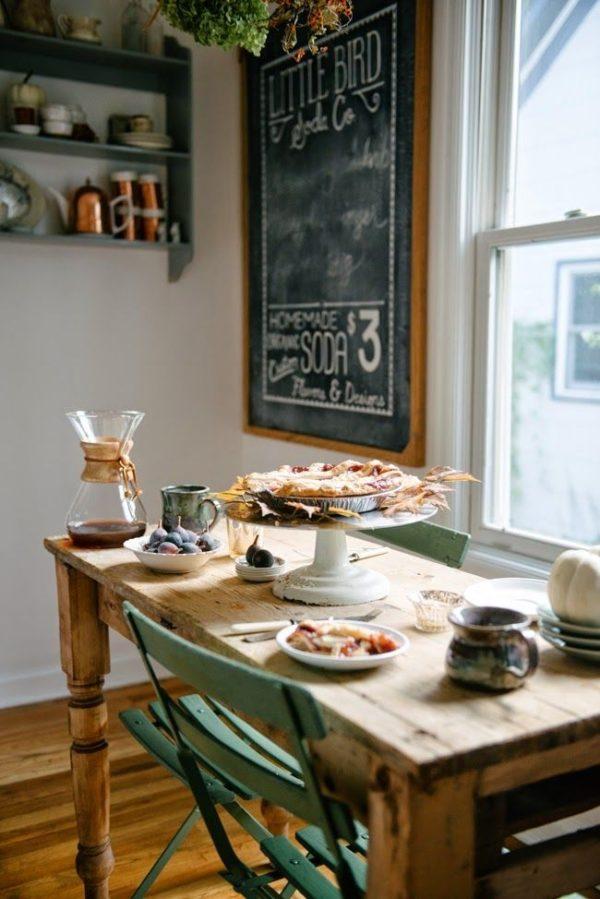 بهترین های میز غذا خوری چوبی