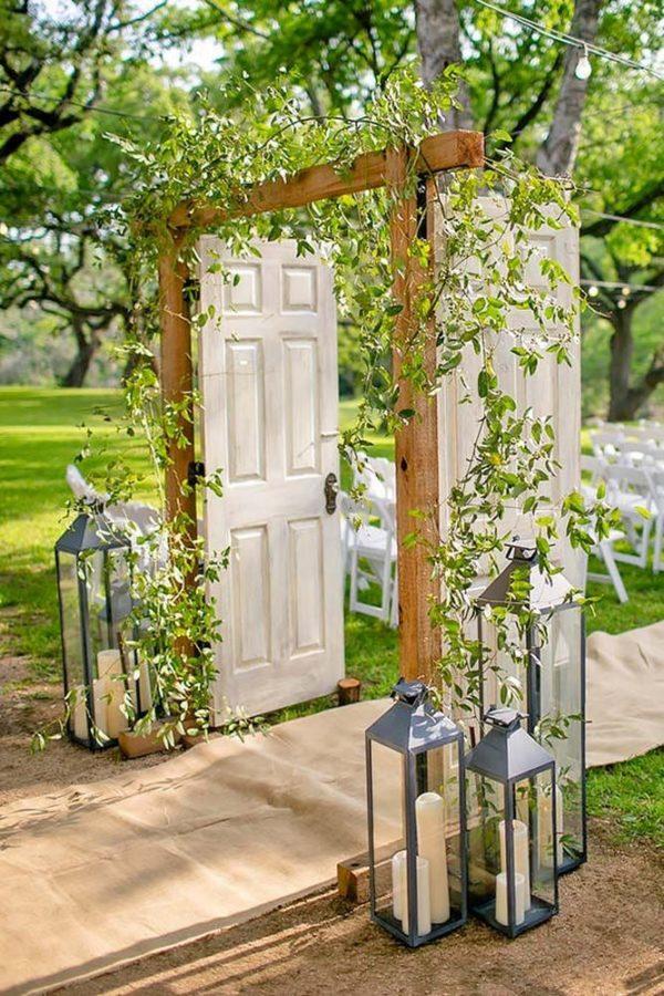 سازنده برای ساخت باغ آتلیه عروسی