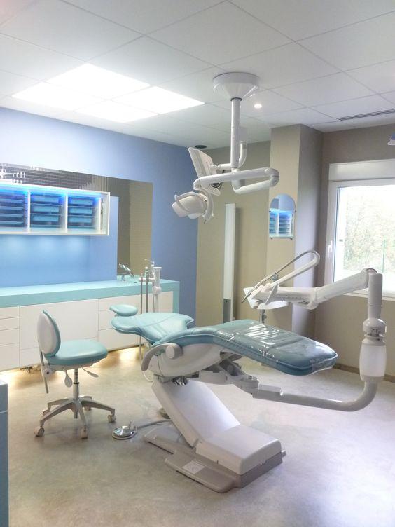 طراحی و ساخت مدل های دکوراسیون مطب دندان پزشکی