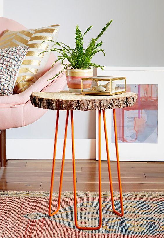 طرح و مدل های شیک از میز مبلمان چوبی