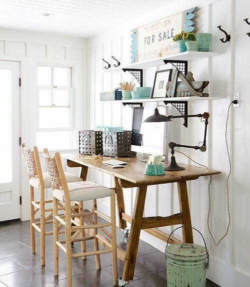 مدل های جدید از میز های تحریر با کیفیت چوبی