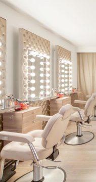 7 ایده برای دکور سالن زیبایی