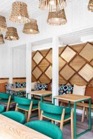 7 مدل دکوراسیون جدید رستوران