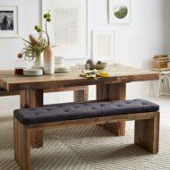 انواع مدل از میز ناهار خوری چوبی