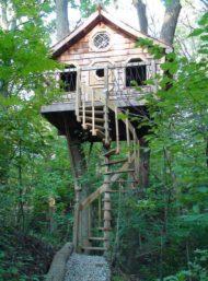انواع مدل جدید خانه درختی