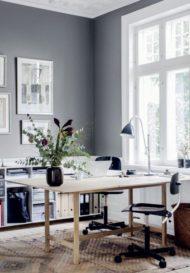 تصاویر میز تحریر چوبی