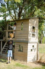 خانه درختی کودک