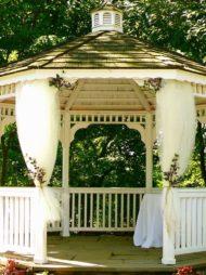 دیزاین و اجرای باغ آتلیه برای عروسی