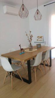 مدل های میز ناهار خوری چوبی