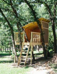 مرکز تولیدی و ساخت خانه درختی