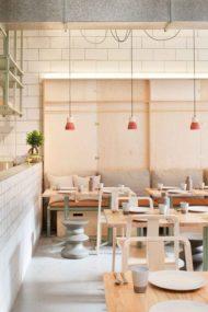 7 عکس از دکوراسیون رستوران