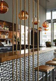 انواع مدل دکوراسیون کافه و رستوران