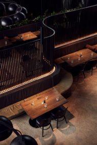 دکوراسیون جدید کافه رستوران