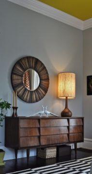 فروش انواع آینه کنسول چوبی