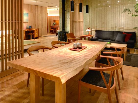 فروش مدل های جدید میز ناهار خوری روستیک با چوب طبیعی ، روستیک ایران (19)