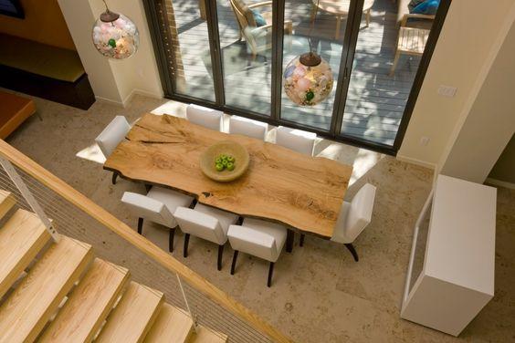 فروش مدل های جدید میز ناهار خوری روستیک با چوب طبیعی ، روستیک ایران (33)